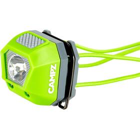 CAMPZ Mini Headlight green